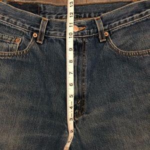Levi's Jeans - Vintage Levi's 550 relaxed fit boyfriend jeans!